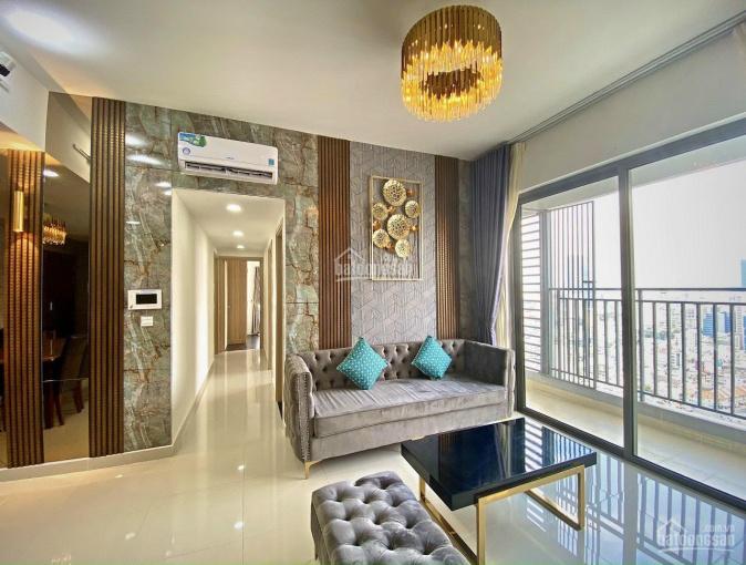 Bán gấp căn hộ River Gate - Vip nhất dự án - giá bán 8.6 tỷ (đầy đủ nội thất) ảnh 0