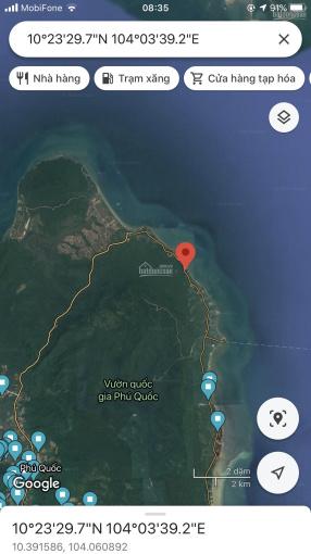 Bán 6,8 công đất mặt biển ấp đá chồng xã Bãi Thơm, huyện Phú Quốc, tỉnh Kiên Giang ảnh 0