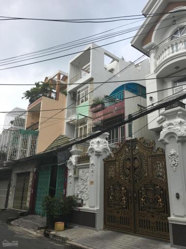 Bán nhà hẻm 8m Thiên Phước Thông Trần Văn Hoàng, kế bên CX Lữ Gia, DT: 5.4x20m, 3 lầu, giá 11.5 tỷ ảnh 0