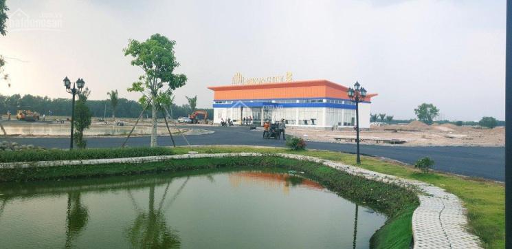 Bán gấp 100m2 đất Mega City 2 ngay trung tâm Nhơn Trạch, MT đường 25C 100m, LH 0932 633 450 ảnh 0