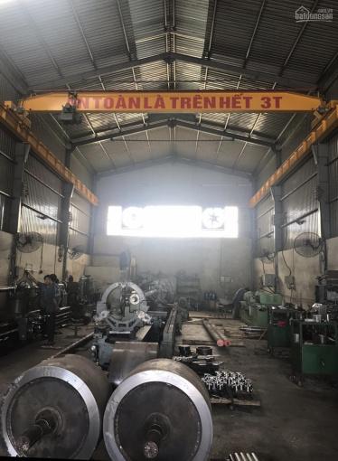 Bán nhà xưởng mặt tiền Quốc Lộ 51, gần vòng xoay cổng 11 cách ngã ba Vũng Tàu 1,5km LH 0938567509