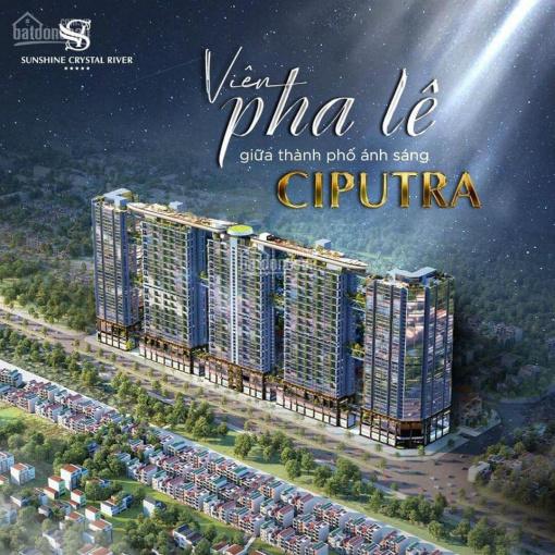 Tầm view triệu đô, sông Hồng, sân golf Ciputra. Duplex Sky Suite Crystal River, nơi hội tụ tinh hoa ảnh 0