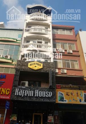 Bán nhà mặt tiền Tân Hàng, P10, quận 5, DT: 3,9x18m, trệt, lửng, 3 lầu, ST, giá: 17 tỷ TL ảnh 0