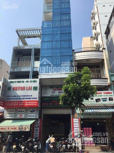 Bán nhà mặt tiền hẻm Bàu Cát 1, Quận Tân Bình, 4x18m, trệt, 3 lầu, giá 13,8 tỷ. LH 0901311525 ảnh 0