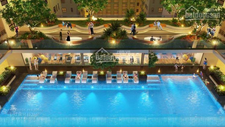 Cần bán căn hộ 56m2 thuộc dự án DreamHome Riverside mặt tiền Nguyễn Văn Linh Q.8, 0906 388 ***
