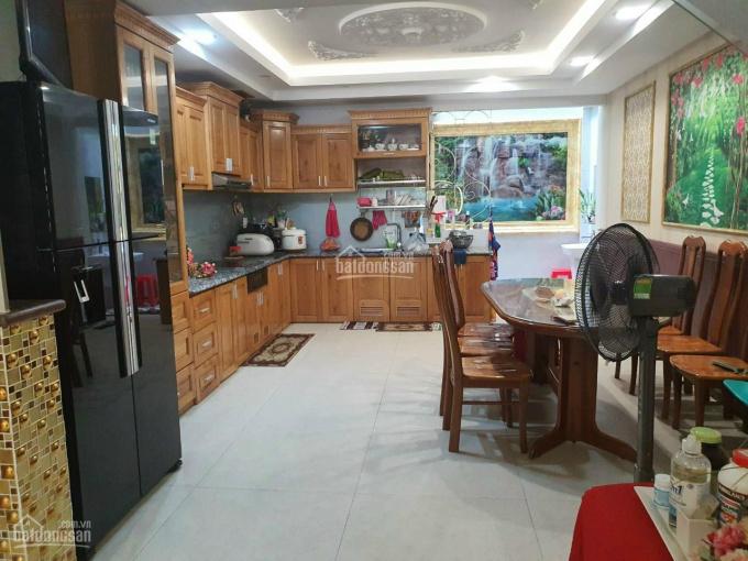 Bán nhà phố mặt tiền Đường số 45 Phan Huy Ích, P14, Quận Gò Vấp DT: 4,5x20m đúc 4,5 tấm. Giá 12tỷ ảnh 0