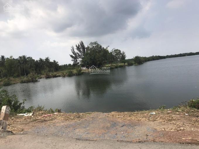Cần tiền trả nợ bán gấp đất Phú Hữu, gần cầu Cát Lái, view đẹp MT sông, giá rẻ 1,5 tỷ/1291m2 ảnh 0