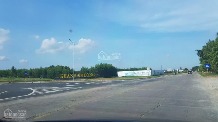 Bán đất cụm công nghiệp Khánh Thượng, huyện Yên Mô, Ninh Bình, mặt QL 12B, giá rẻ nhất Ninh Bình ảnh 0