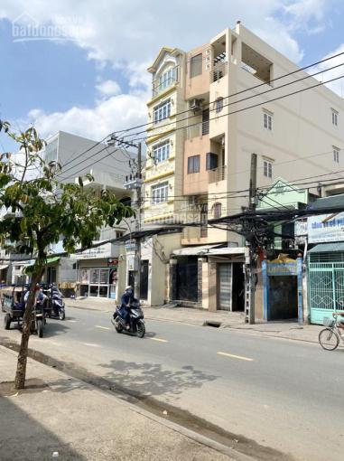 Cho thuê gấp nhà nguyên căn mặt tiền đường Tôn Thất Thuyết Quận 4 ảnh 0