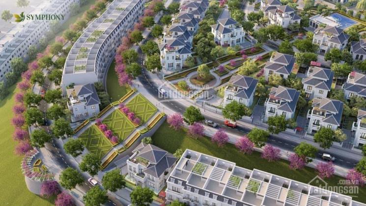 Cần bán 48 căn biệt thự đơn lập DT 360 - 500m2 tựa núi nhìn sông xây 3 tầng tại TP. Lào Cai ảnh 0