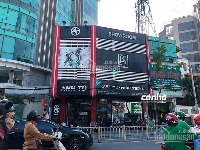 Cho thuê nhà nguyên căn mặt tiền Trần Hưng Đạo, phường Cầu Kho quận 1, 5x18m, 5 lầu, đường lớn ảnh 0