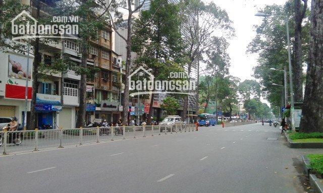 Bán nhà MT Trần Hưng Đạo ngay Nguyễn Văn Cừ - Q. 5, DT: 4*25m, giá rẻ bất ngờ ảnh 0