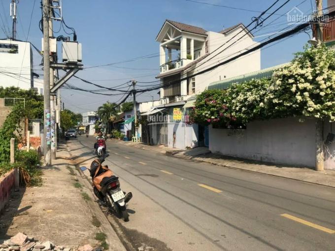 Bán đất siêu đẹp MT đường Nguyễn Trãi, Tân Biên, ĐN, 105m2, giá 1.66 tỷ, SHR, XDTD ảnh 0