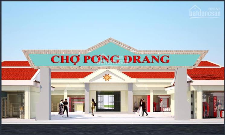 Cơ hội đầu tư Kiot chợ mới Pơng Drang chỉ với 138tr, liên hệ BQL chợ 0905985926
