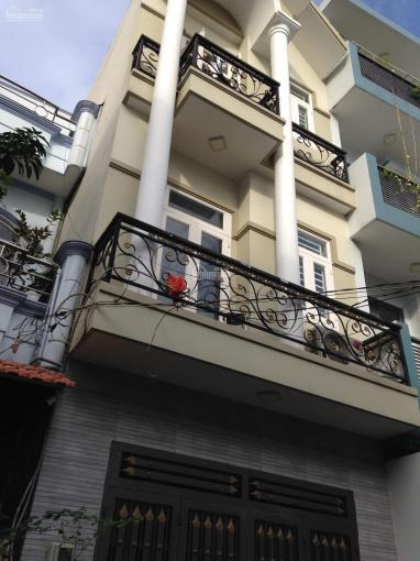 Nhà hẻm thông một sẹc 6m gần chợ Bình Long, 4x15m, đúc 3,5 tấm, giá 5,45 tỷ ảnh 0