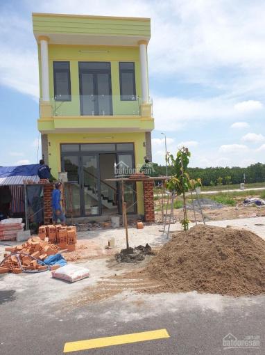 Khách ngộp bán gấp lô đất 5x16, ngay chợ Vĩnh Tân, MT DT742, bán lỗ 50 triệu, đường nhựa 13m có fix ảnh 0