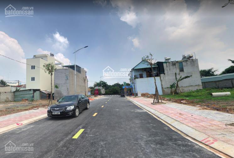 Đất KDC Đại Phước, MT Lý Thái Tổ - Nhơn Trạch, Đồng Nai (5x20m) 650tr, gần phà Cát Lái, SHR, XDTD ảnh 0