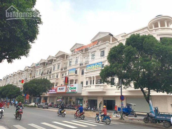 Cho thuê nguyên căn mặt tiền Phan Văn Trị KDC Cityland P10 Gò Vấp 5x20m, 60tr/th ưu đãi hấp dẫn ảnh 0
