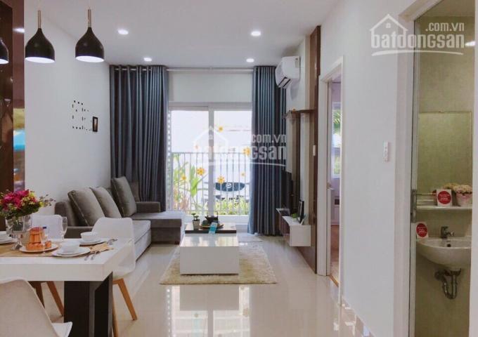 Em chuyên bán chuyển nhượng căn hộ Topaz Home 2 - 3PN giá rẻ, chỉ từ 1,3 tỷ có nội thất ảnh 0