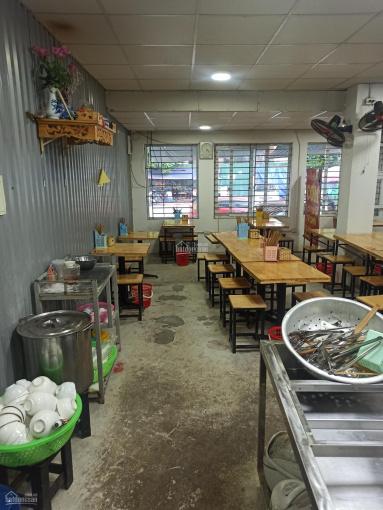 Cho thuê mặt bằng kinh doanh quán ăn phố Quan Nhân, Thanh Xuân. DT 70m2, MT 5m, giá 19tr/th ảnh 0