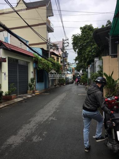 Bán nhà mặt tiền nội bộ Phường Tân Quý, Q Tân Phú, DT 6x24m, giá 10 tỷ ảnh 0