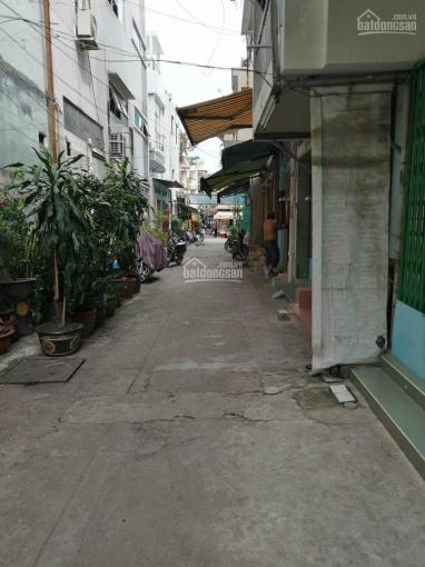Cần bán nhà 1/ hẻm thông 4.5m đường Tân Thành, P15, Q5 diện tích: 3m x 9m, xd BTCT 1 trệt 1 lửng ảnh 0