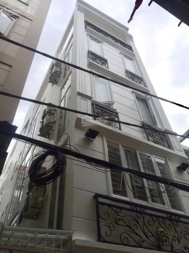 Bán nhà căn hộ dịch vụ mới xây 5,2x20m, 4 lầu đường Nguyễn Trãi, P. 3, Q. 5 giá chỉ 17.5 tỷ ảnh 0