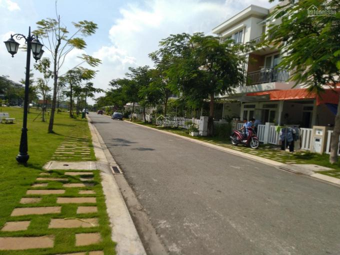 Cần bán nhà phố Lovera Khang Điền, Bình Chánh, chỉ còn căn duy nhất giá tốt gần công viên hồ bơi ảnh 0