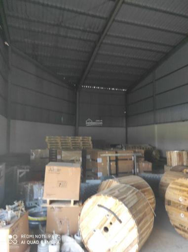 Cho thuê kho xưởng 500m2 - 1000m2 - 1.500m2 mặt tiền đường Nguyễn Trung Trực, Cần Đước, Long An ảnh 0
