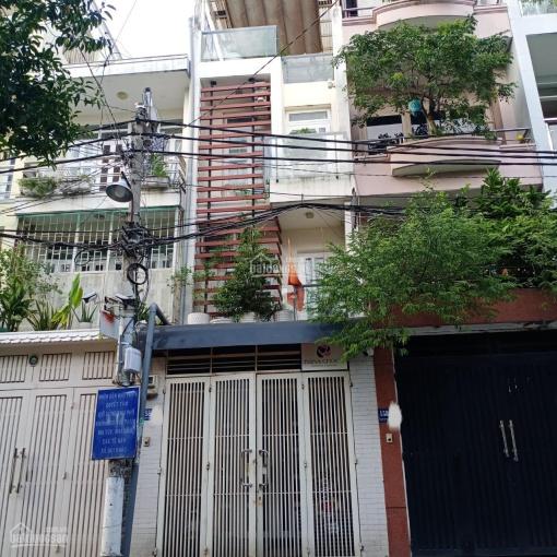 Nhà đẹp 4 tấm 3.5x15m Hẻm 158/ Hoàng Hoa Thám, Phường 13, Tân Bình. Gần nhà ga T3