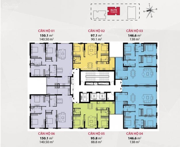Bán cắt lỗ căn hộ B2001 (138m2) tại Paragon - ngay Duy Tân, TT 30tr/m2. LH xem nhà: 0889844511 ảnh 0