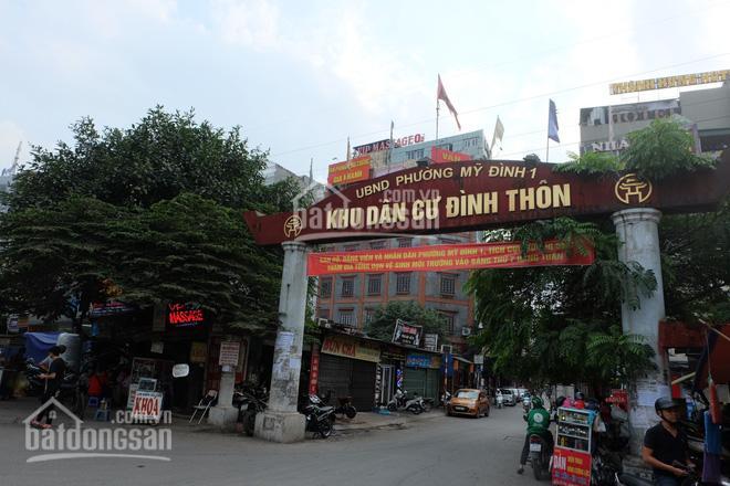 Bán nhà gần 30 phòng 68 Đình Thôn, ký hợp đồng dài hạn cho thuê 150tr/1 tháng, 34 tỷ ảnh 0