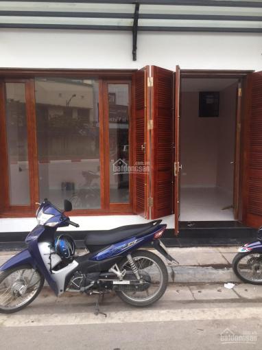 Cho thuê nhà mặt phố Nguyễn Thái Học, Ba Đình, Hà Nội ảnh 0
