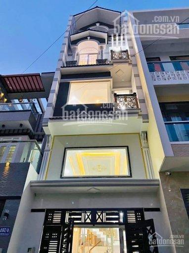 Nhà phố cao cấp, Tạ Quang Bửu, phường 5, quận 8, 4PN, 5WC, DT: 64m2. LH: 0796 631 632 Hào QL ảnh 0
