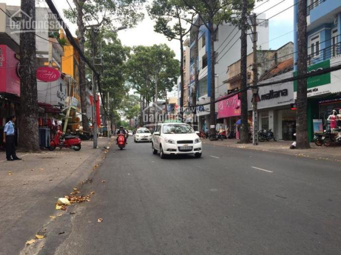 Nhà mặt tiền đường Nguyễn Trãi, Quận 5 (2 chiều), DT 4x20m, trệt, 3 lầu. Giá 55tr/th ảnh 0