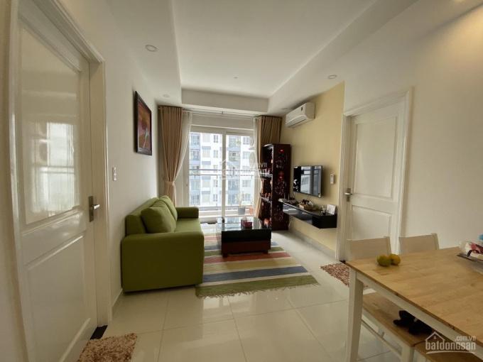 Cho thuê căn hộ Florita KDC Him Lam DT: 68m2, 2PN + 2WC, đầy đủ nội thất dọn vào ở ngay, khu dân cư