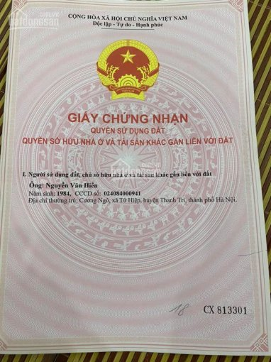 Bán nhà chính chủ ngõ 21 Tựu Liệt giáp Linh Đàm ô tô vào nhà kinh doanh tốt 43m2x5 tầng giá 3 tỷ xx ảnh 0