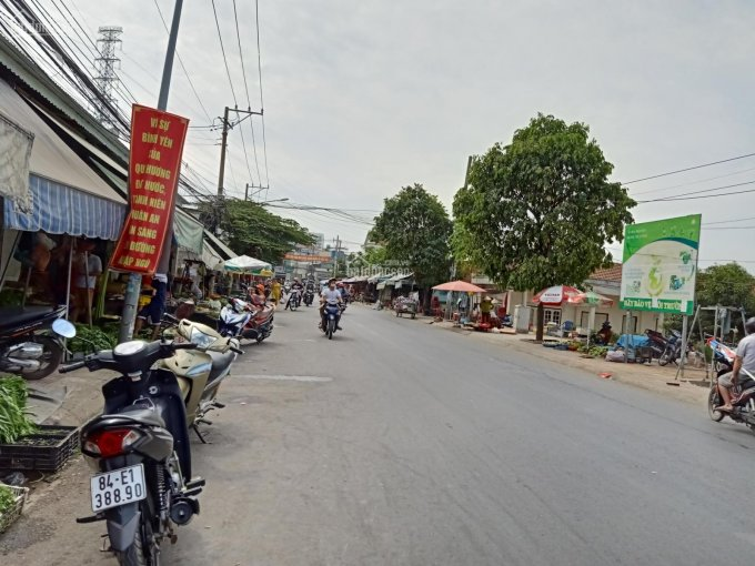 Bán nhà mặt tiền chợ Thuận Giao Vsip 1 ảnh 0