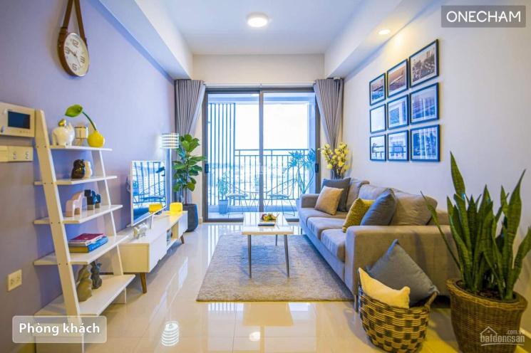 Cho thuê nhanh căn hộ Newton Residence 2PN, 2WC, 75m2, nội thất cao cấp, giá 14tr/th. LH 0907709711 ảnh 0