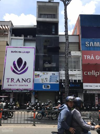 Bán nhà mặt tiền đường Trần Hưng Đạo, Quận 5, DT: 9*17m ngay Nguyễn Văn Cừ ảnh 0
