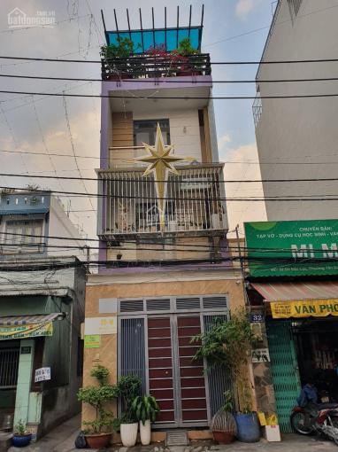 Bán nhà MT đường Đô Đốc Lộc, phường Tân Quý, quận Tân Phú. 100m2, 3 tầng ảnh 0