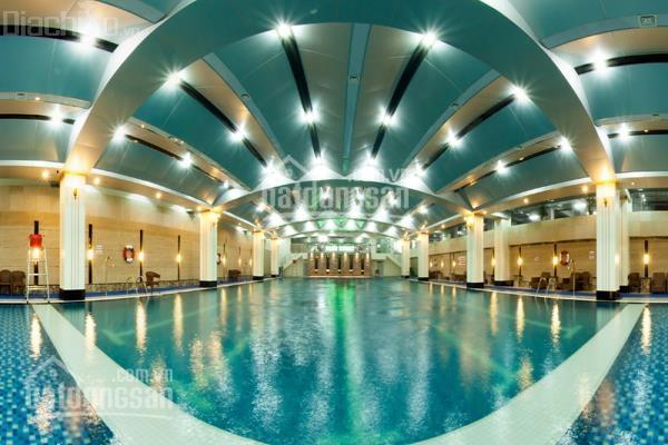 Cho thuê bể bơi gần 1000m2 tại vị trí trung tâm quận Ba Đình ảnh 0