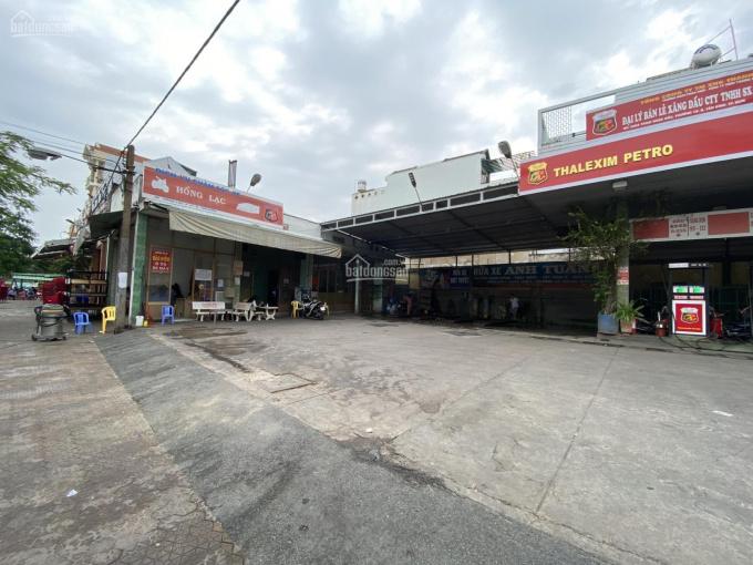 Bán nhà, cây xăng góc ngã 4 đường Đồng Đen - Hồng Lạc, P. 10, Q. Tân Bình. Giá 113 tỷ chính chủ ảnh 0
