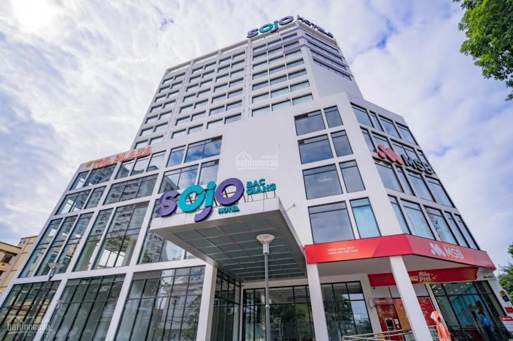 Cho thuê văn phòng chuyên nghiệp vị trí trung tâm thành phố Bắc Giang - TNL Plaza Bắc Giang