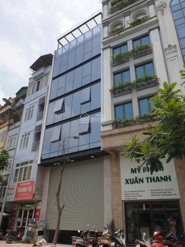 Bán nhà mặt phố Thái Phiên, Lê Đại Hành, diện tích 50m2 xây 7 tầng, mặt tiền 4,6m, thang máy ảnh 0