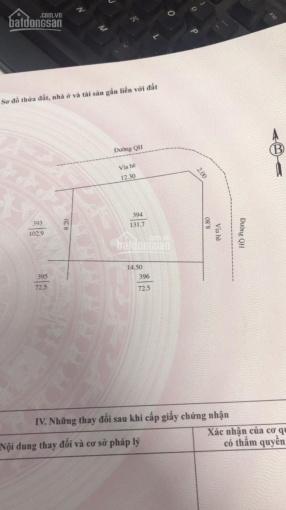 Cần bán gấp lô góc 2 mặt tiền, khu tái định cư phường Ngọc Châu 131m2 giá rẻ 22tr/m2 LH 0984 203383 ảnh 0