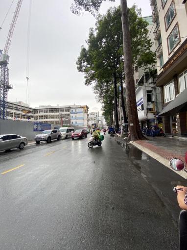 Bán MT đường Nam Quốc Cang, P. Phạm Ngũ Lão Q.1 DT: 6.5m x 8m NH 12,9m ảnh 0