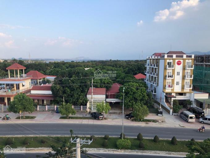 Chính chủ cần bán đất có thổ cư mặt tiền Đinh Tiên Hoàng trung tâm hành chính huyện. LH: 0798347626 ảnh 0
