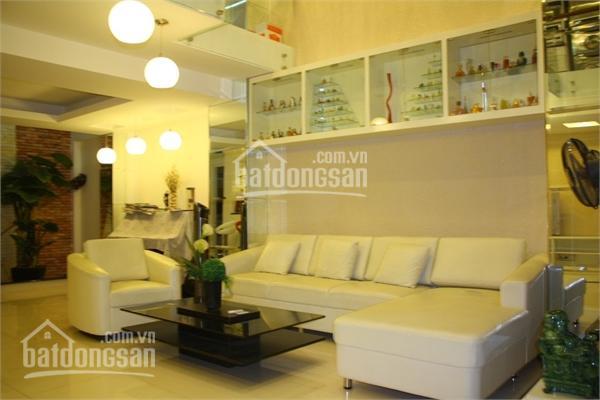 Cho thuê nhà MT Nguyễn Thái Bình gần góc Phó Đức Chính, DT 4,5m x 20m, trệt - lầu, giá 35 tr/th ảnh 0