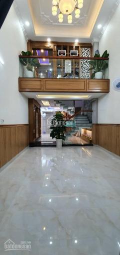 Nhà cần bán hẻm Phan Huy Ích, Phường 12, Gò Vấp, DT: 4 x 16m đúc 3.5 tấm, giá bán 6,50 tỷ ảnh 0